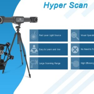 Optical Tracking Scanner