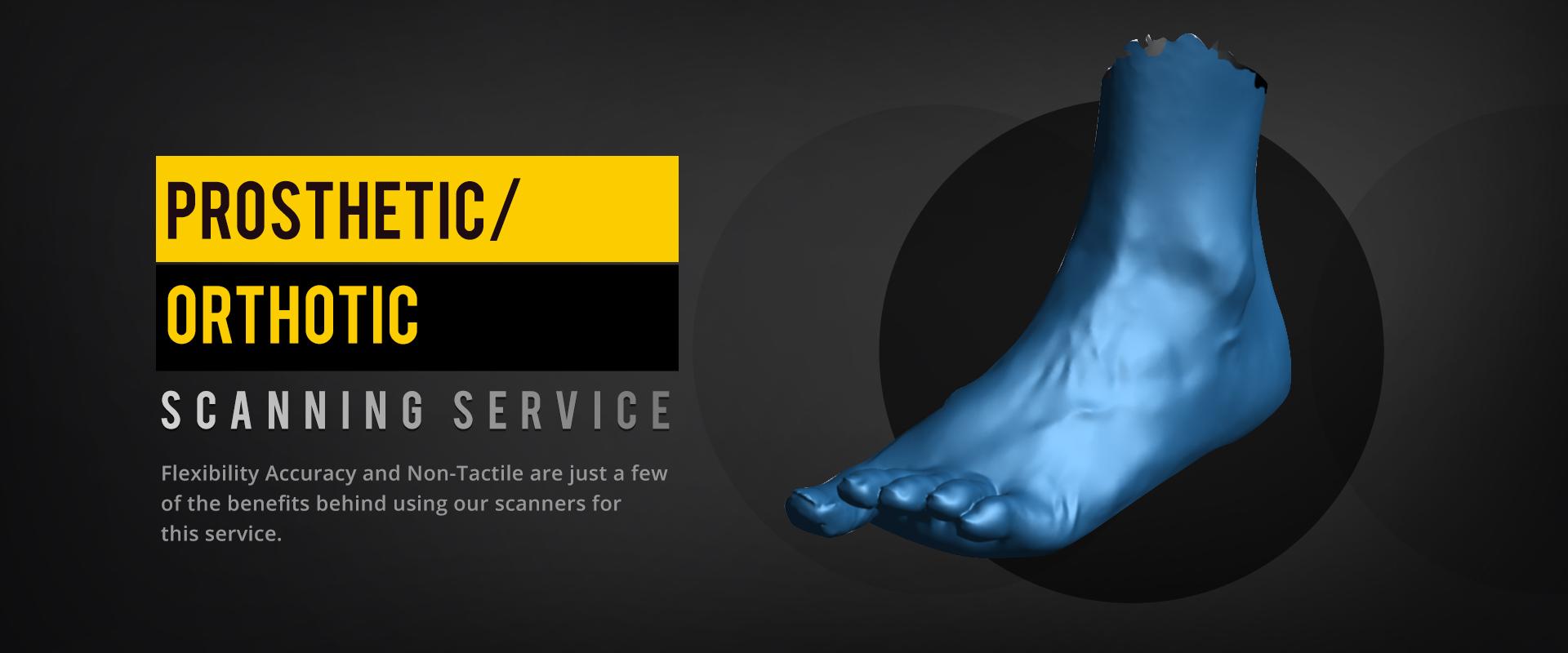 Prosthetic Orthotic Scanning Service